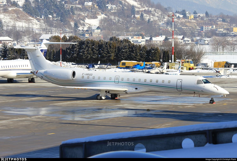F-HRGD - Embraer ERJ-145LU - Aero4M