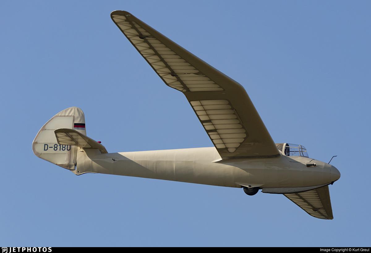 D-8180 - Goppingen Go.III Minimoa - Private