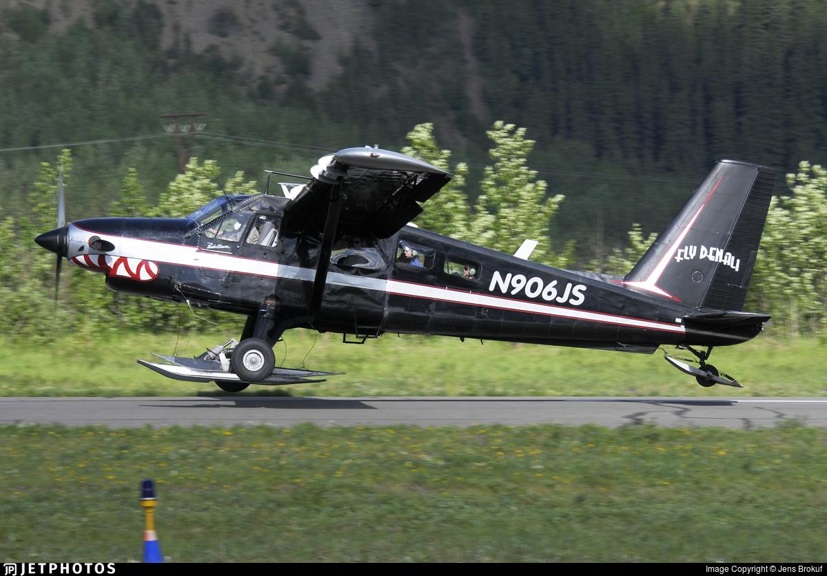 N906JS - De Havilland Canada DHC-2 Mk.III Turbo-Beaver - Fly Denali