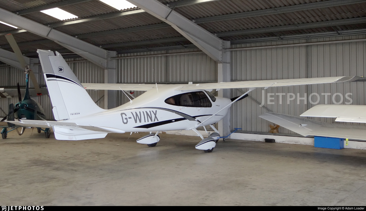 G-WINX - Tecnam P2010 - Private