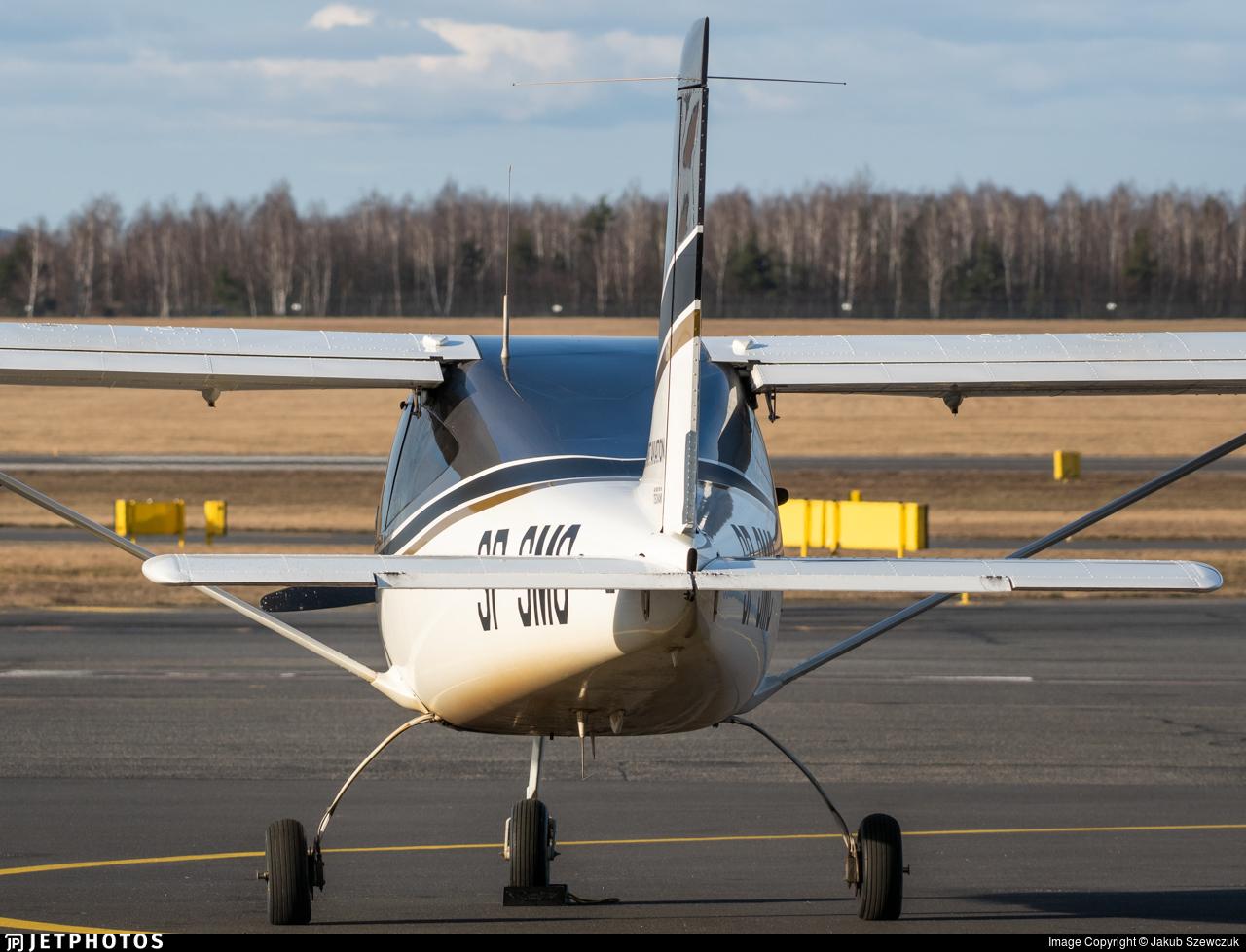SP-SMC - Tecnam P2008JC MkII - Smart Aviation (Poland)