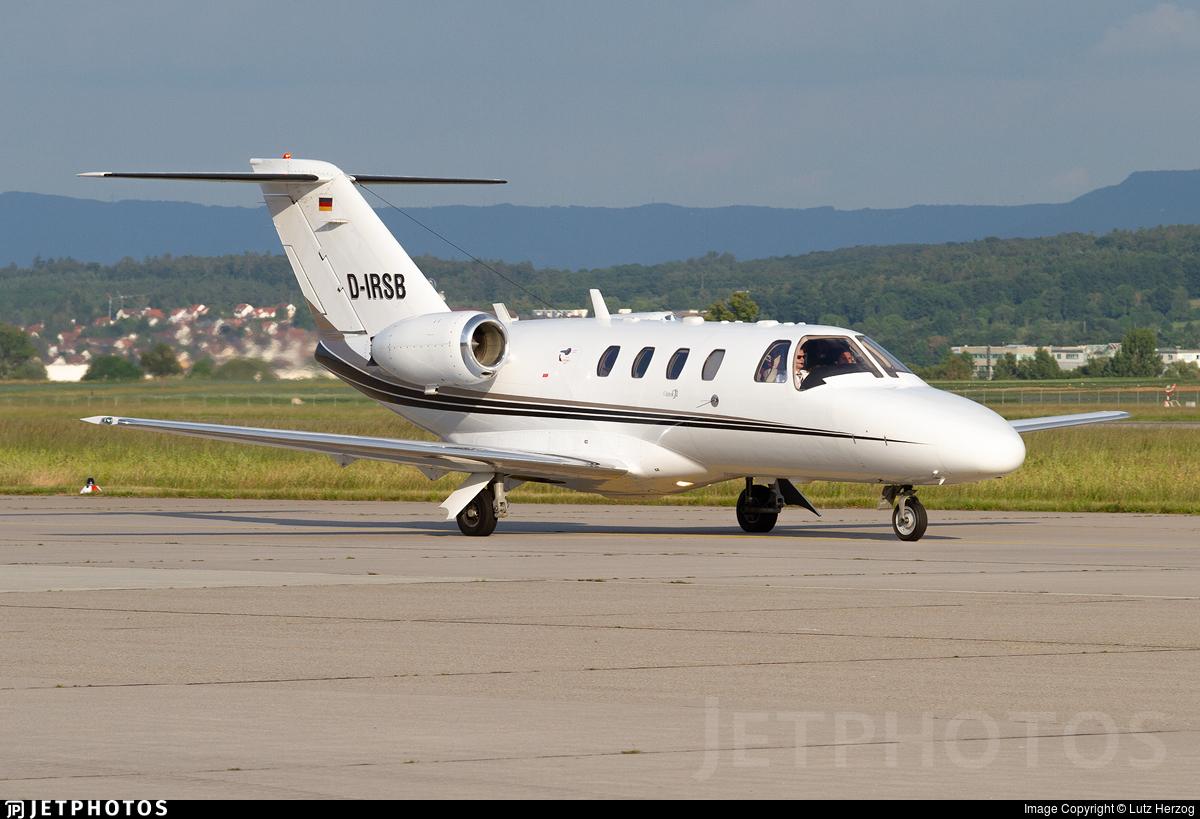 D-IRSB - Cessna 525 CitationJet 1 - E Aviation