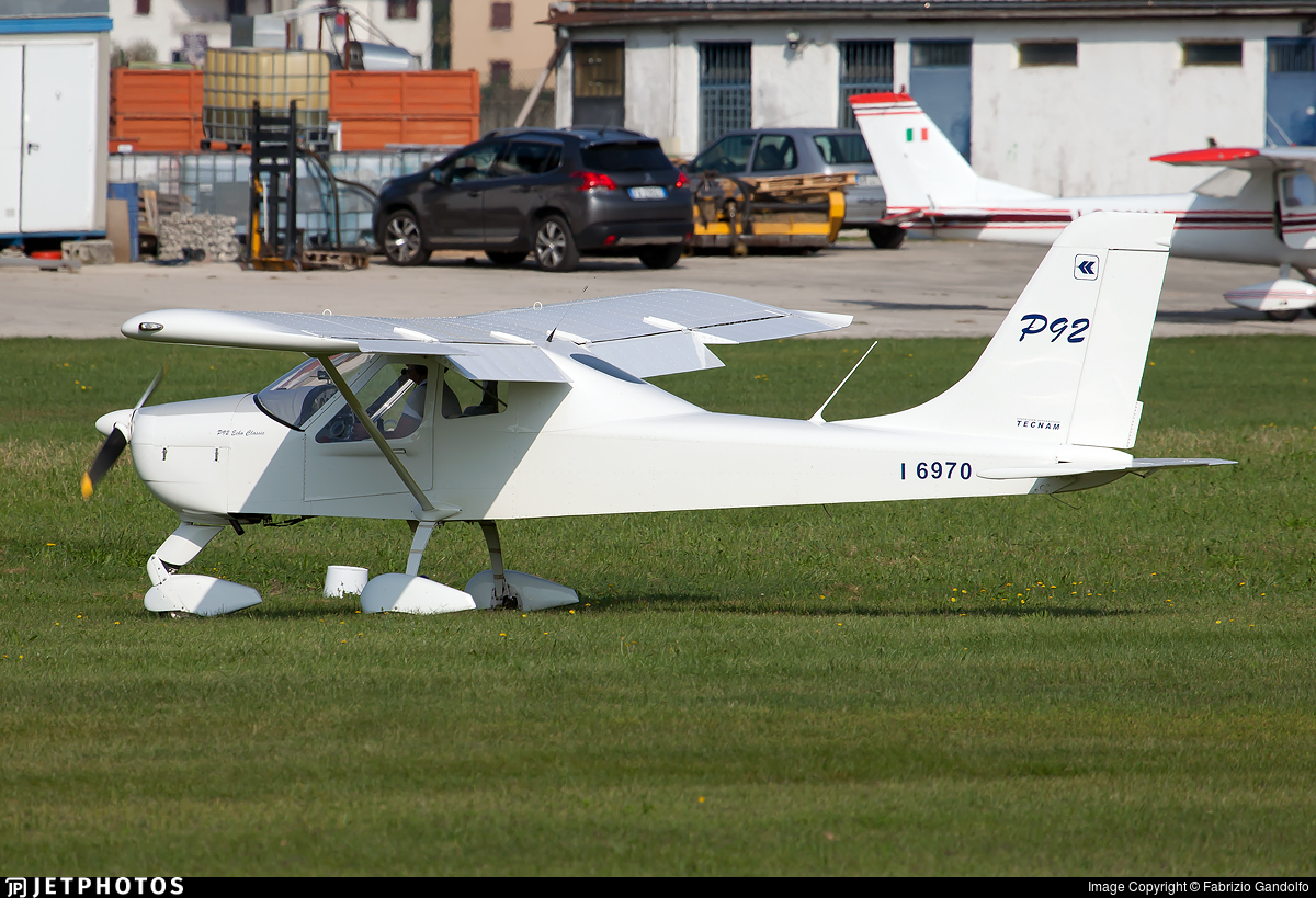 I-6970 - Tecnam P92 Echo Classic - Private