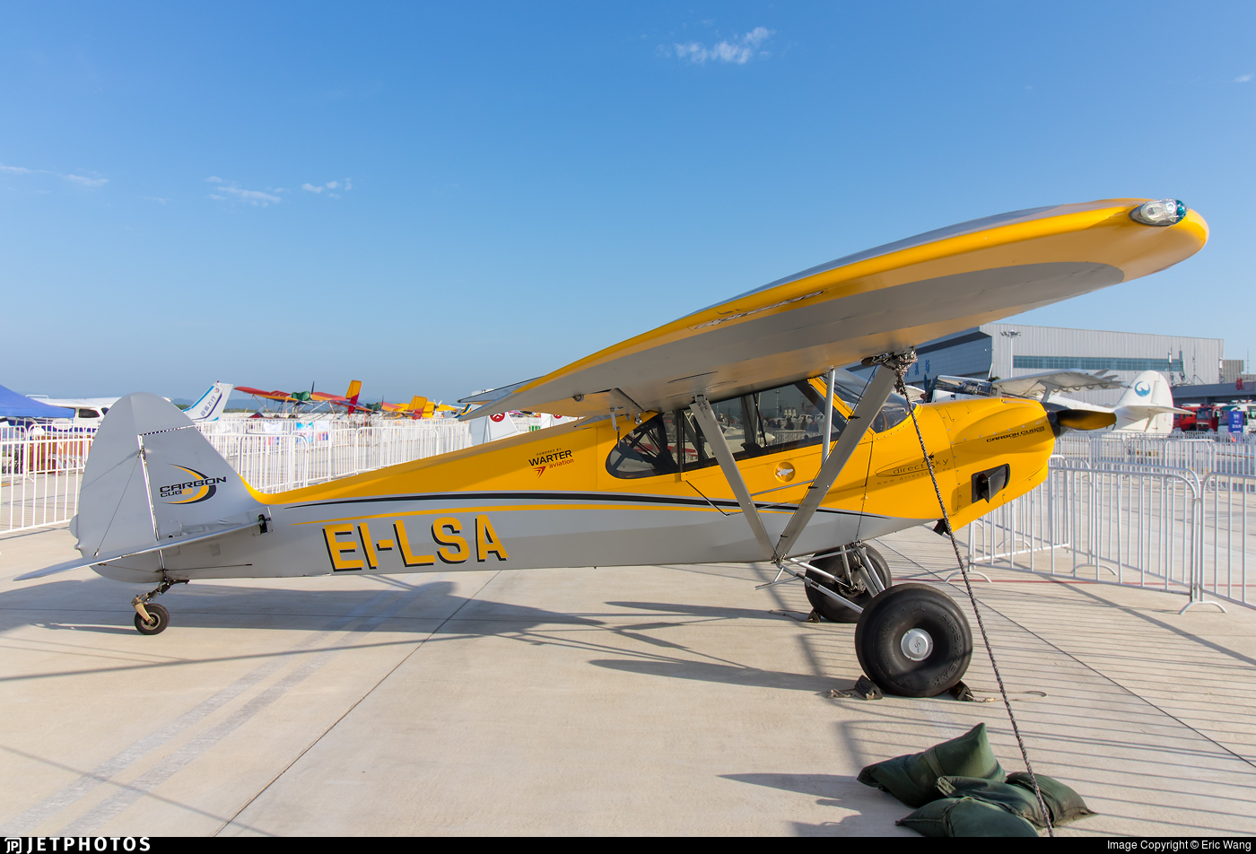 EI-LSA | Cub Crafters CC-11-160 Carbon Cub SS | Private