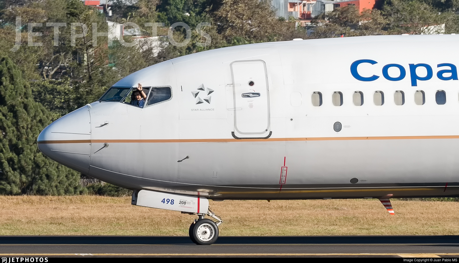 HP-1717CMP - Boeing 737-8V3 - Copa Airlines