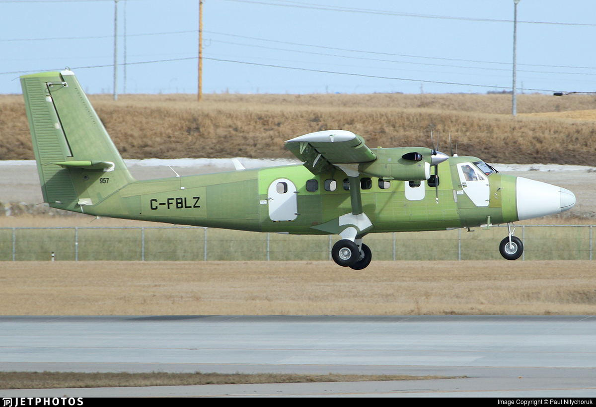 C-FBLZ - Viking DHC-6-400 Twin Otter - Viking Air