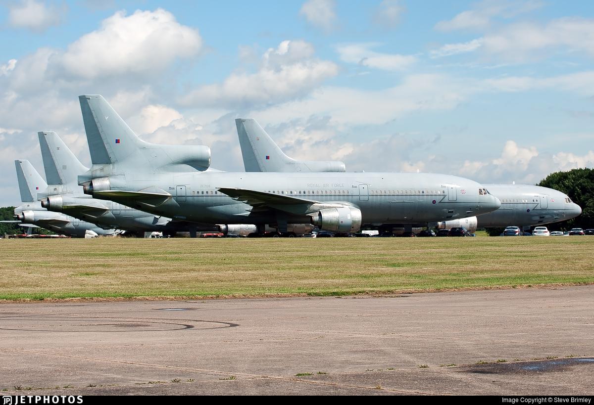 ZE704 - Lockheed Tristar C.2A - United Kingdom - Royal Air Force (RAF)