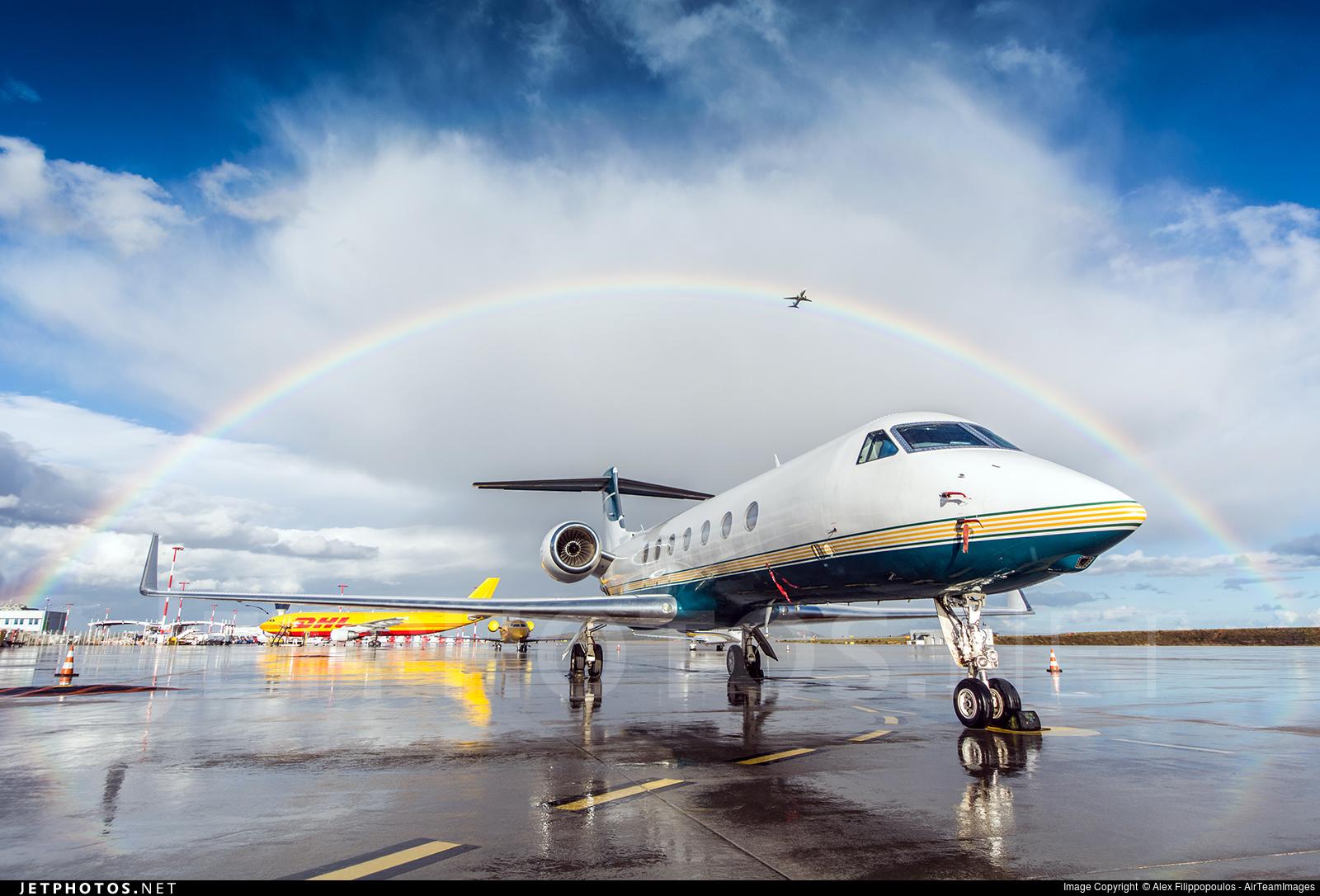 SX-GJJ - Gulfstream G-V(SP) - GainJet Aviation