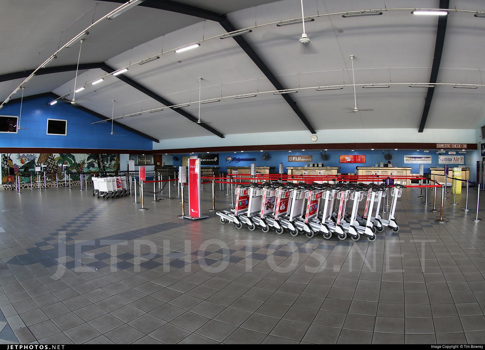 NSFA - Airport - Terminal