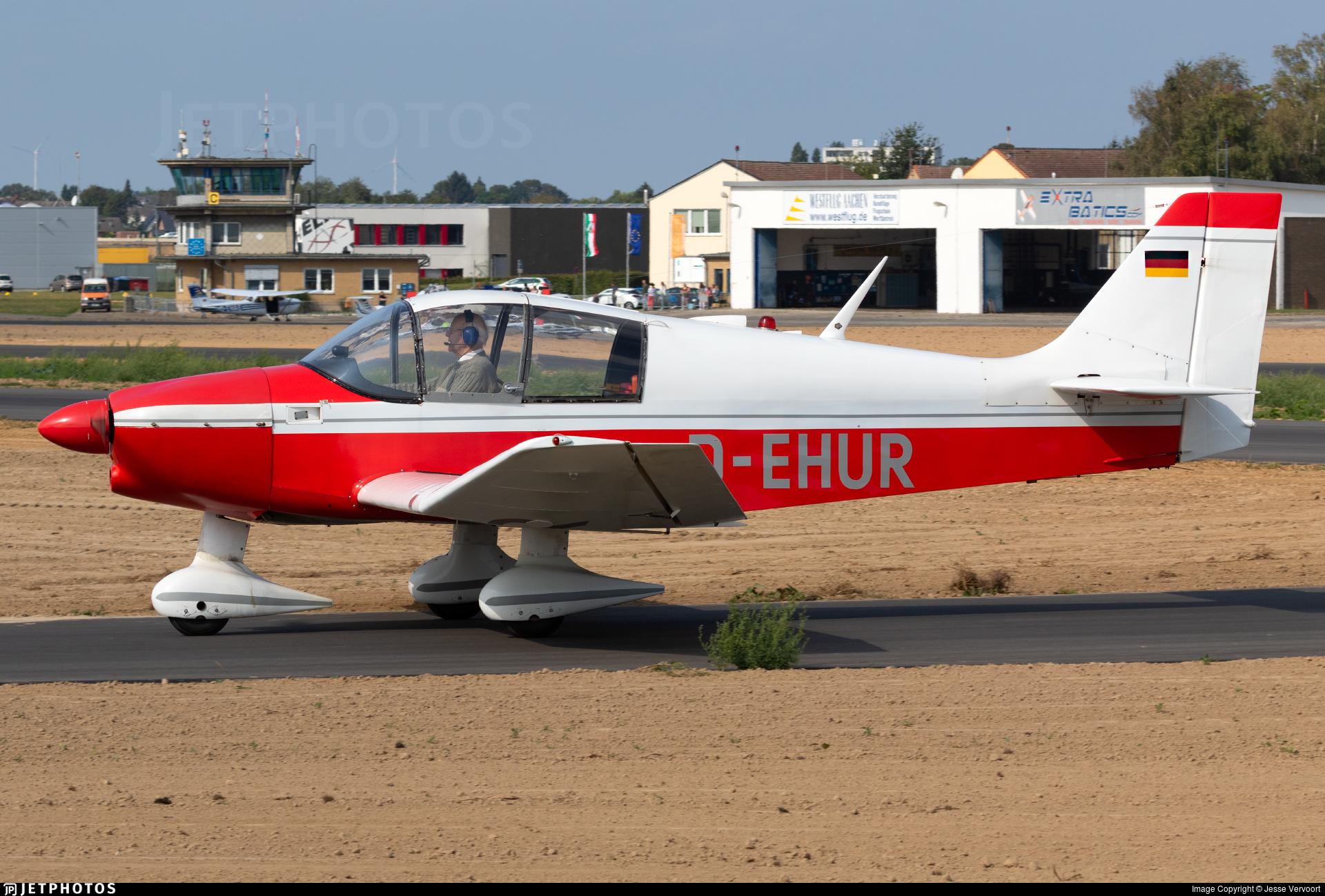 D-EHUR - Robin DR300/108 - Private