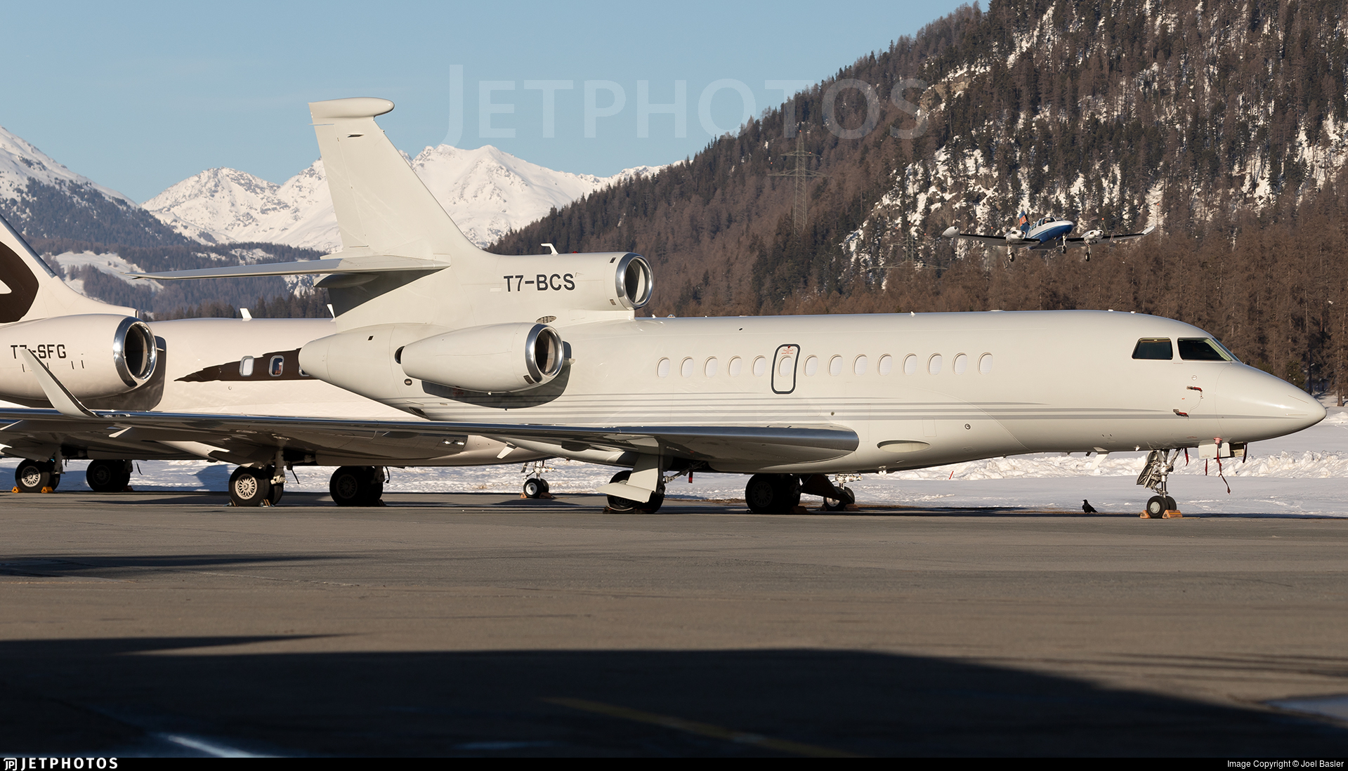 T7-BCS - Dassault Falcon 7X - Private