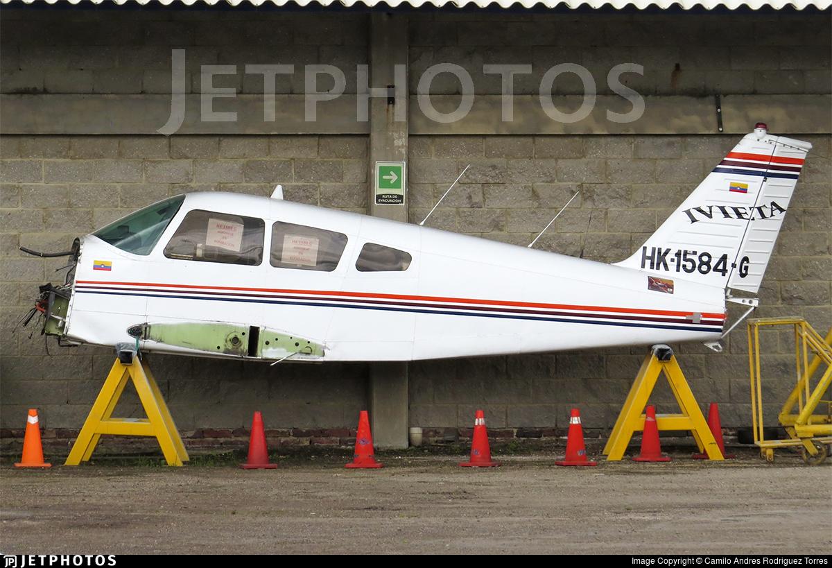 HK-1584-G - Piper PA-28-180 Archer - Private