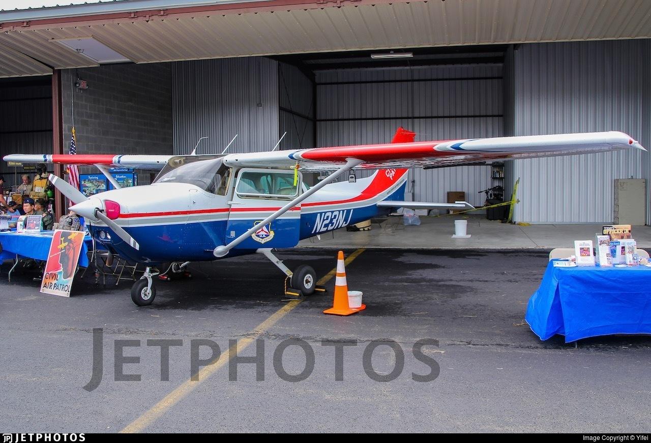 N23NJ - Cessna 172N Skyhawk - United States - US Air Force Civil Air Patrol