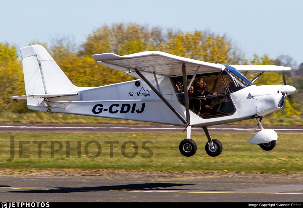G-CDIJ - Skyranger 912(2) - Private