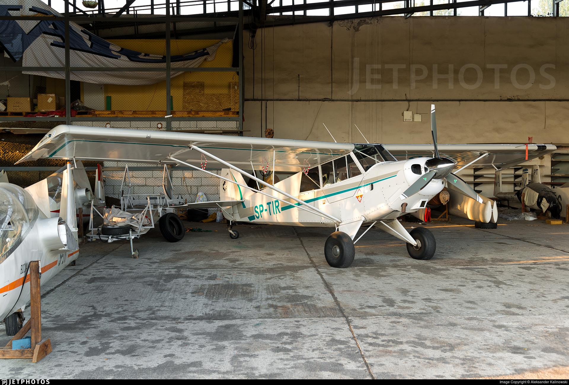 SP-TIR - Aviat A-1B Husky - Private