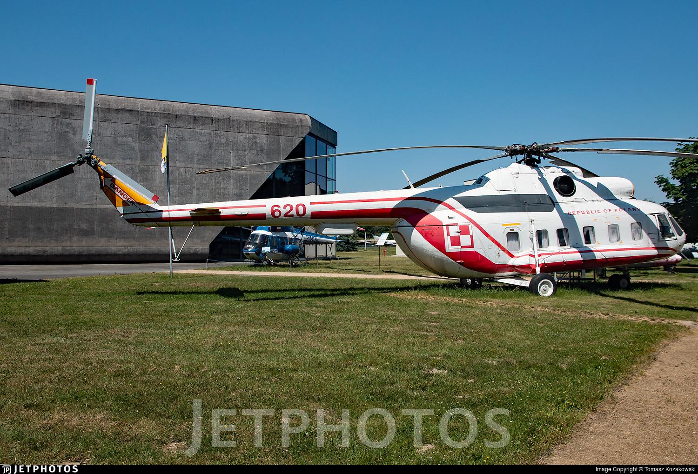 620 - Mil Mi-8P Hip - Poland - Air Force