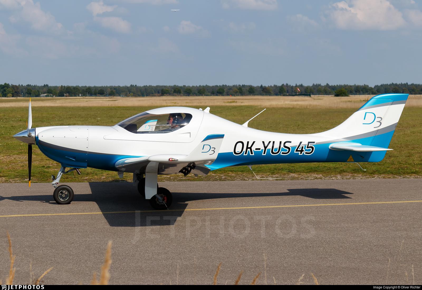 OK-YUS45 - AeroSpool WT9 Dynamic OK D3 - Private