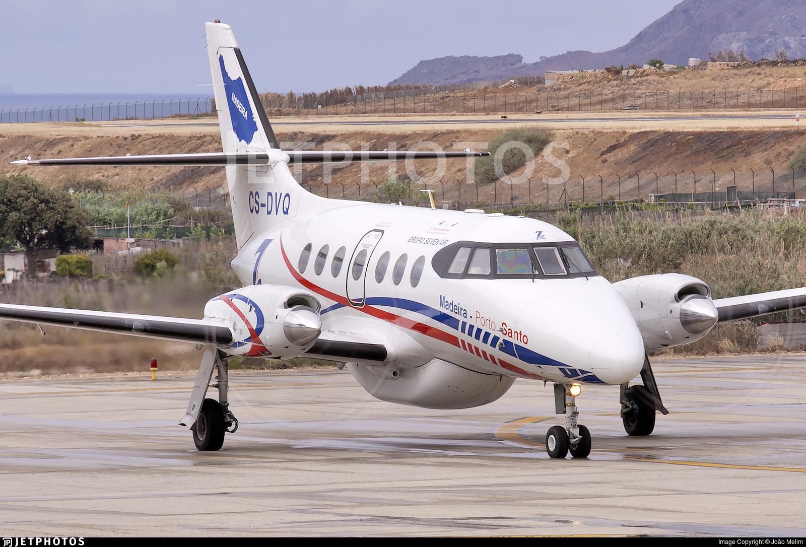 CS-DVQ - British Aerospace Jetstream 32 - AeroVIP