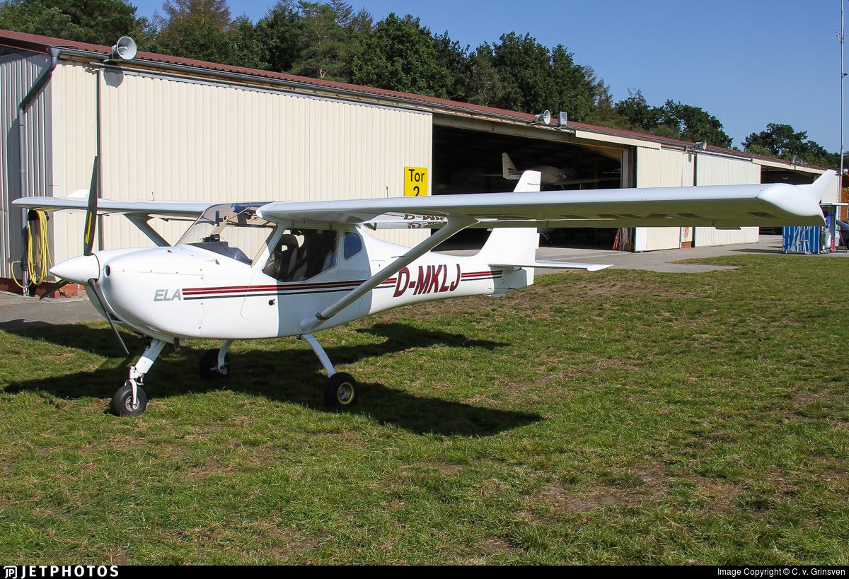 D-MKLJ - B & F Technik FK-9 ELA - Private