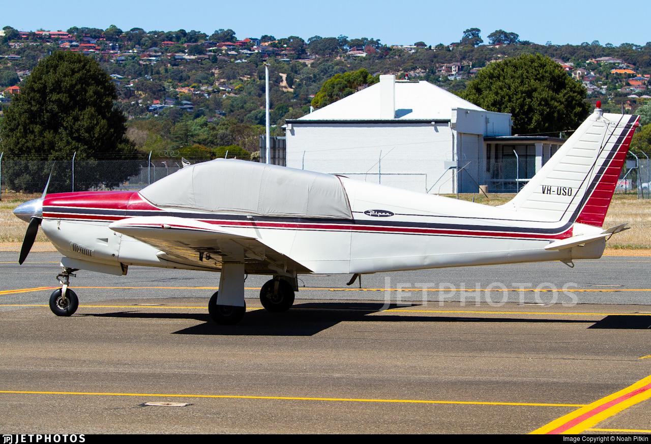 VH-USO - Piper PA-28R-200 Arrow II - Private
