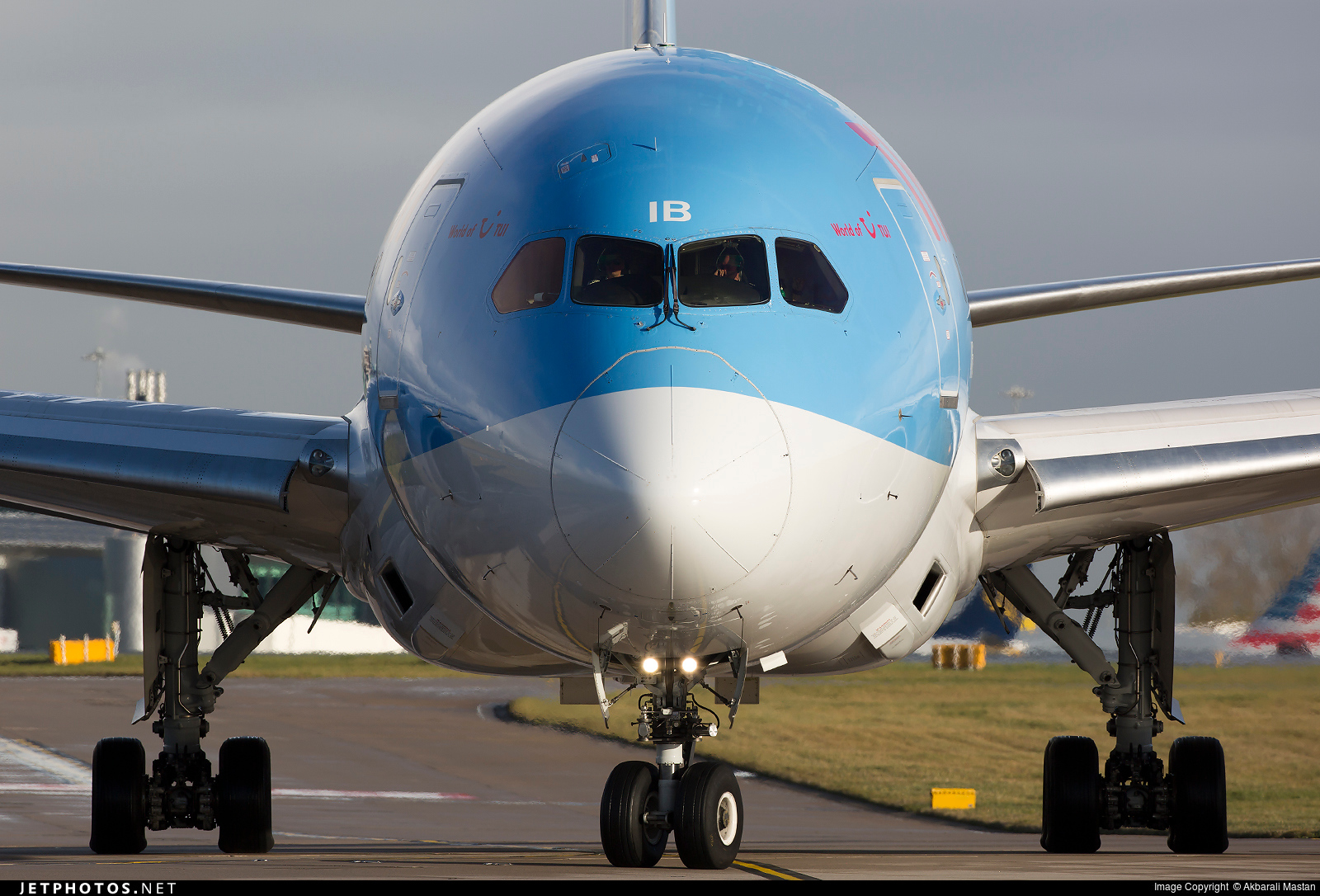 G-TUIB | Boeing 787-8 Dreamliner | Thomson Airways | Akbarali Mastan ...