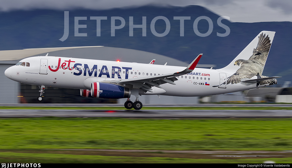 """JetSMART """"transformando la aviación en Chile y Sudamérica"""""""