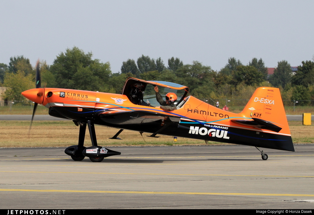 D-ESXA - XtremeAir Sbach 300 - Private