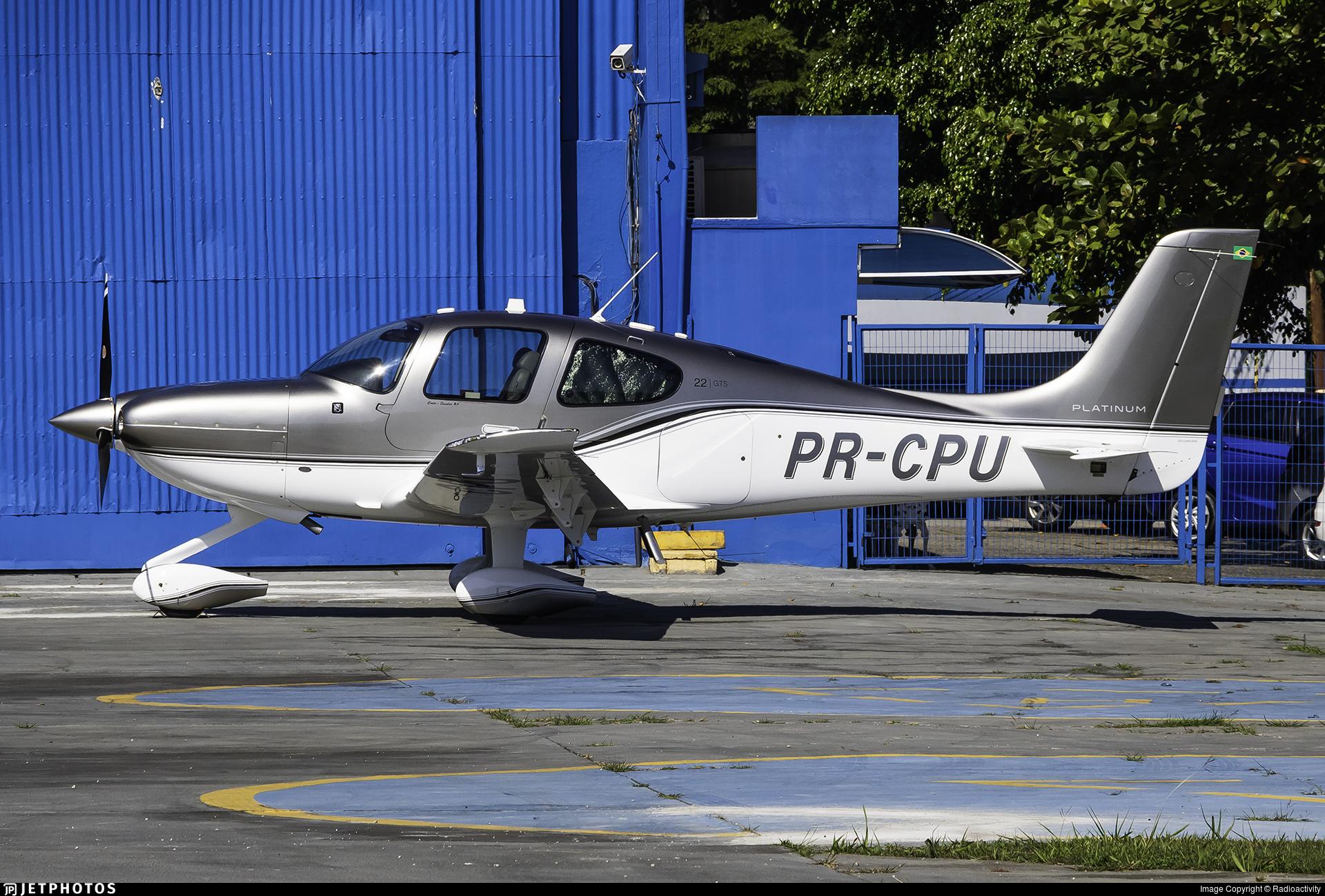 PR-CPU - Cirrus SR22-GTS G6 Platinum - Private