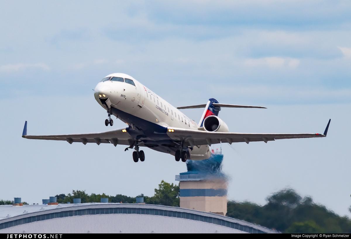 N8970D - Bombardier CRJ-440 - Delta Connection (Endeavor Air)