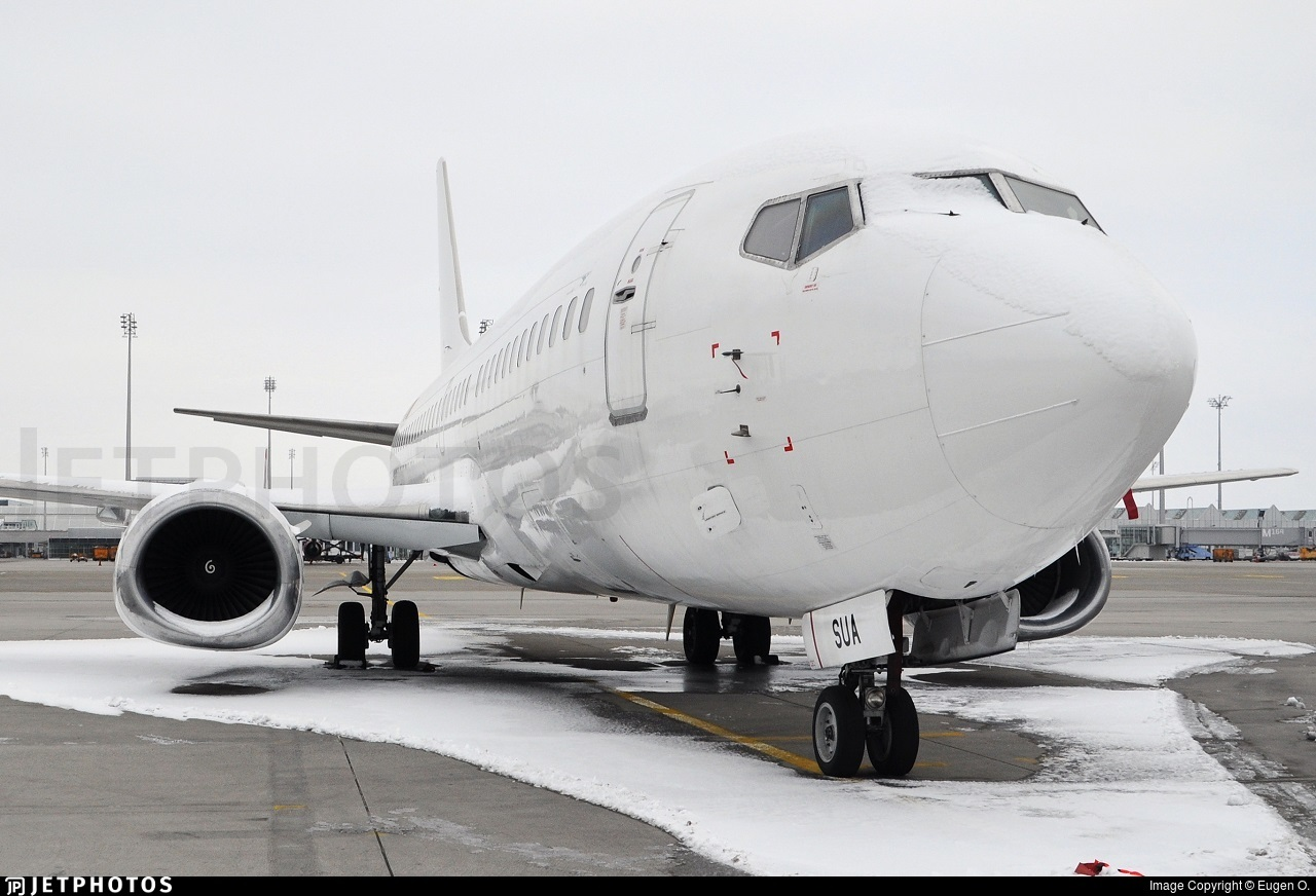 YR-SUA - Boeing 737-33R - Fly 365 Aviation