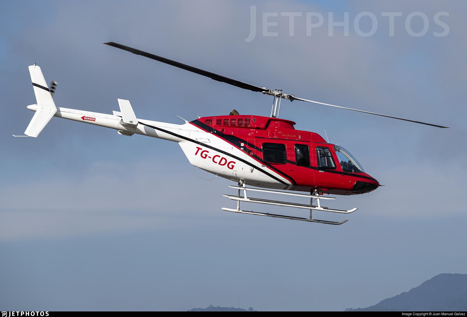 TG-CDG - Bell 206L-3 LongRanger III - Private