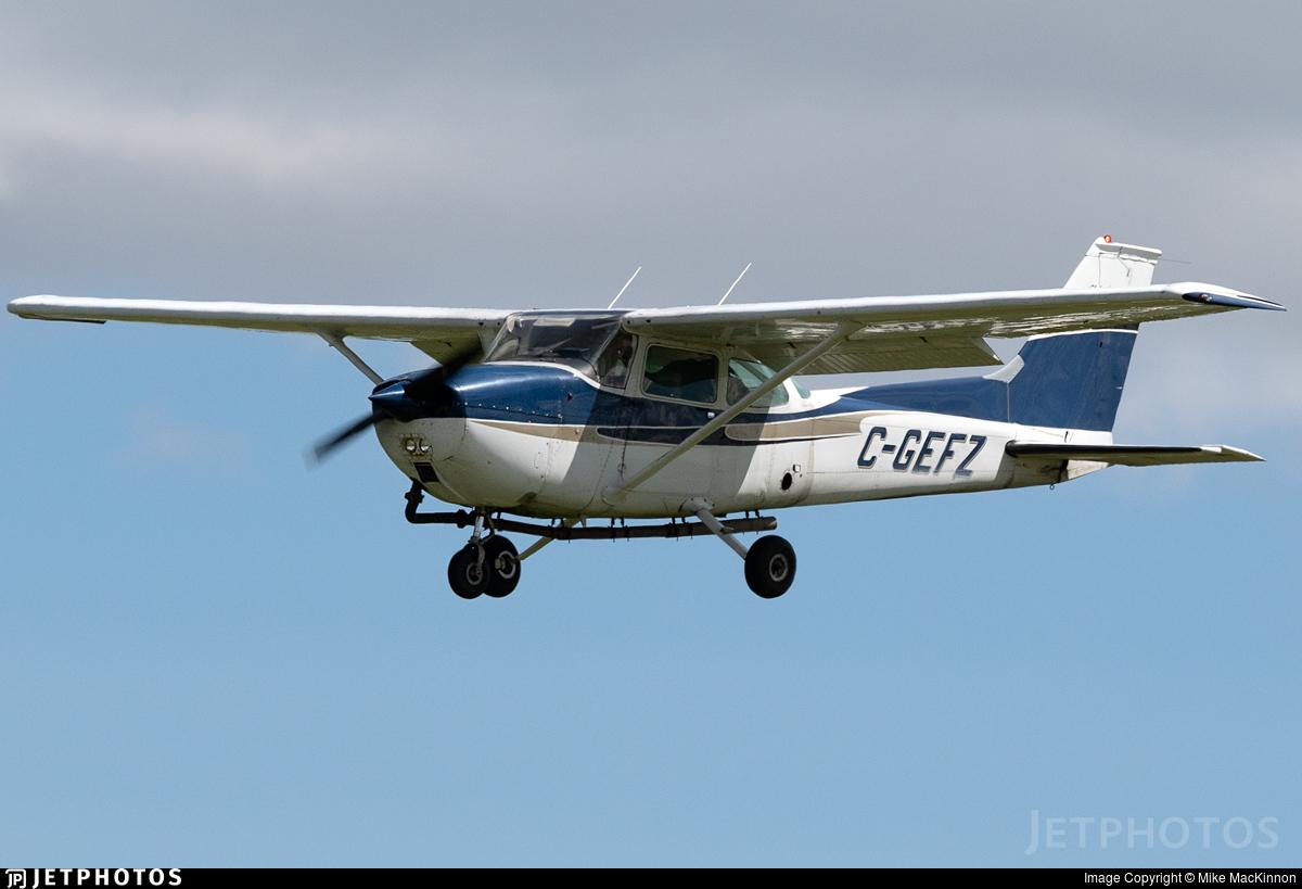 C-GEFZ - Cessna 172M Skyhawk - Private