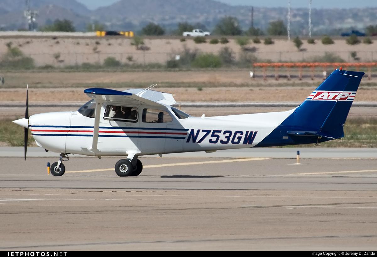 N753GW - Cessna 172S Skyhawk - Private