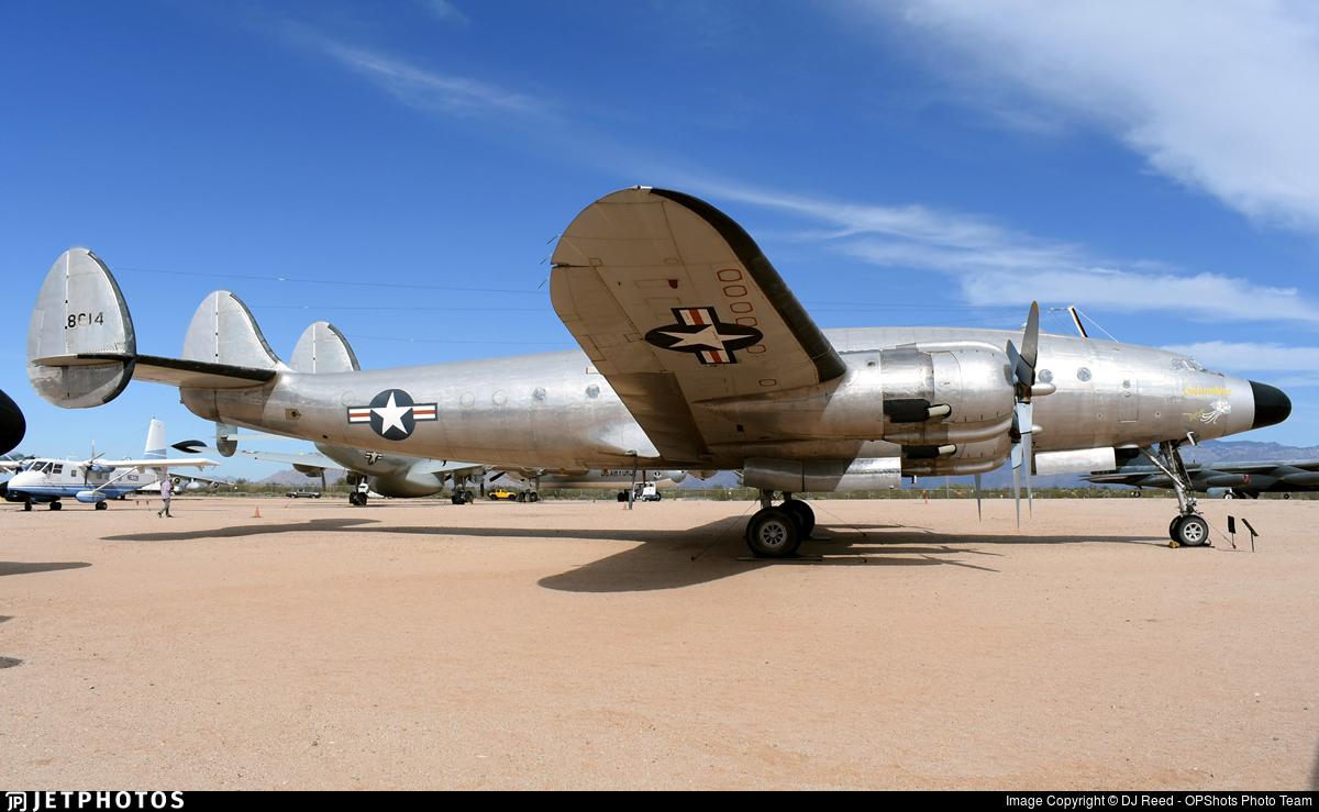 48-0614 - Lockheed C-121A Constellation - United States - US Air Force (USAF)
