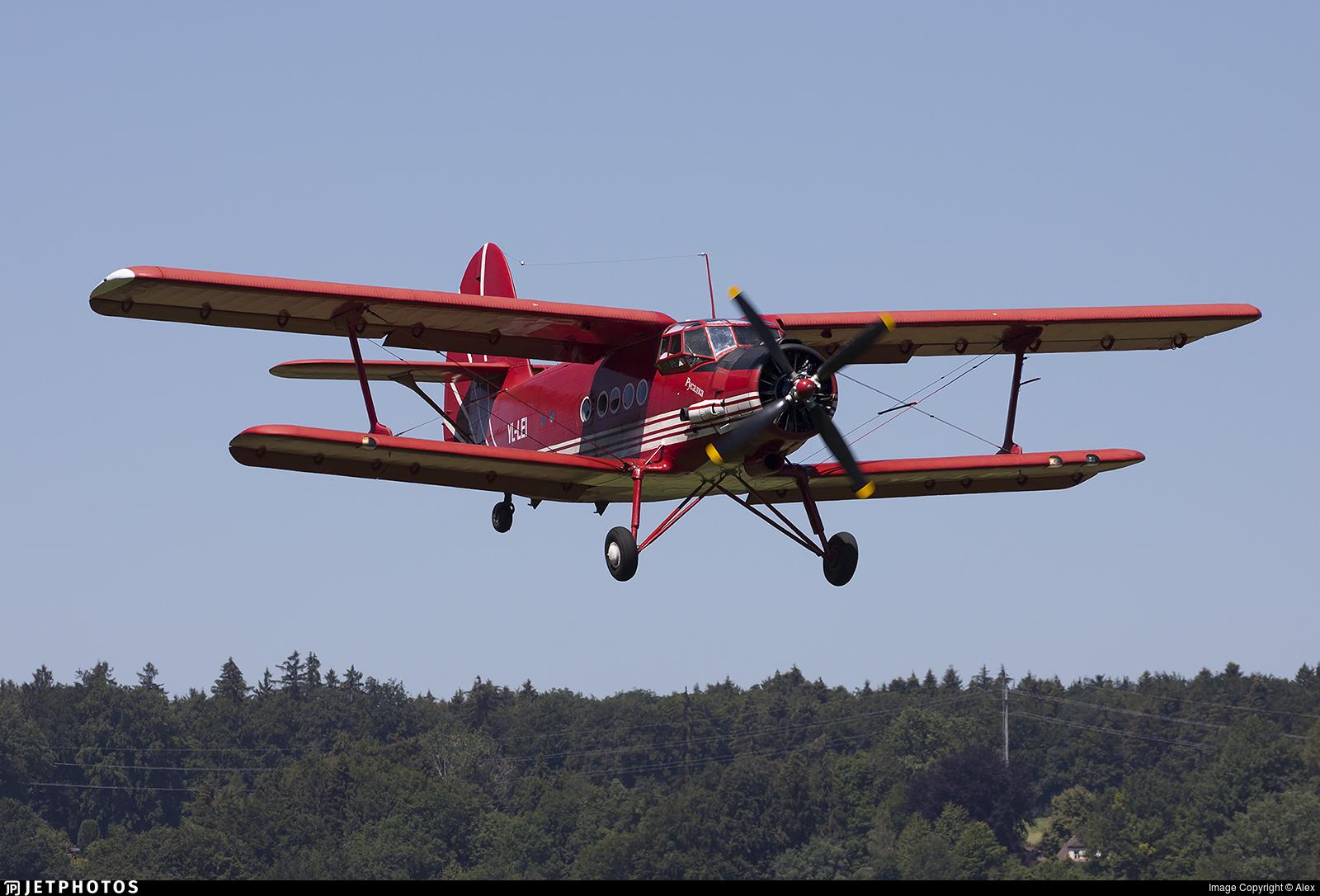 YL-LEI - PZL-Mielec An-2 - Private
