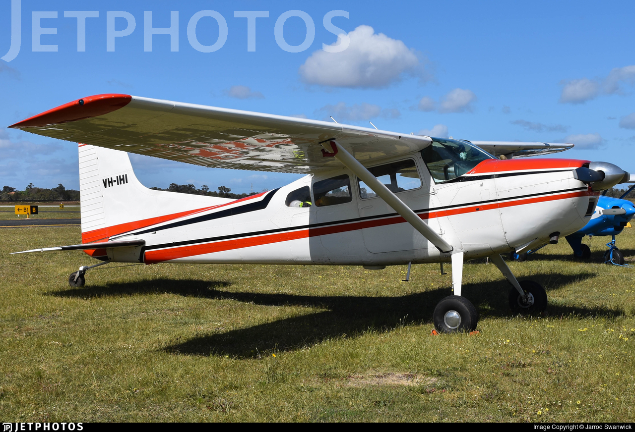VH-IHI - Cessna 185D Skywagon - Private