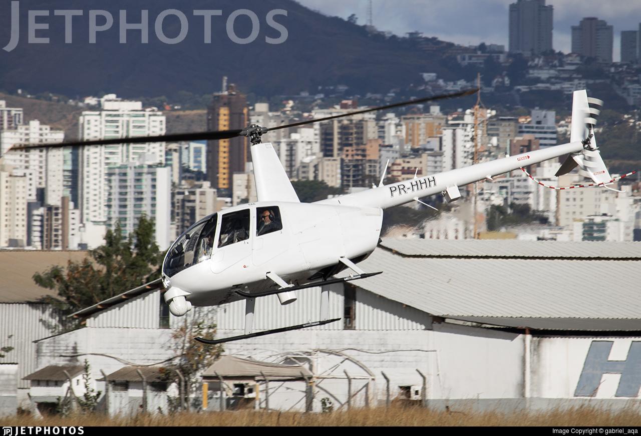 PR-HHH - Robinson R44 Raven II - Private