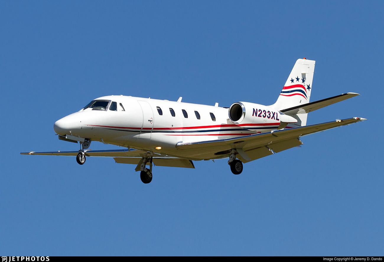 N233XL - Cessna 560XL Citation Excel - Delta Private Jets