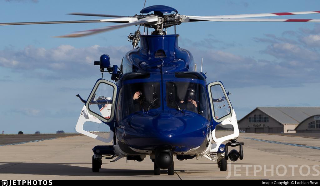 VH-PVO - Agusta-Westland AW-139 - StarFlight Australia