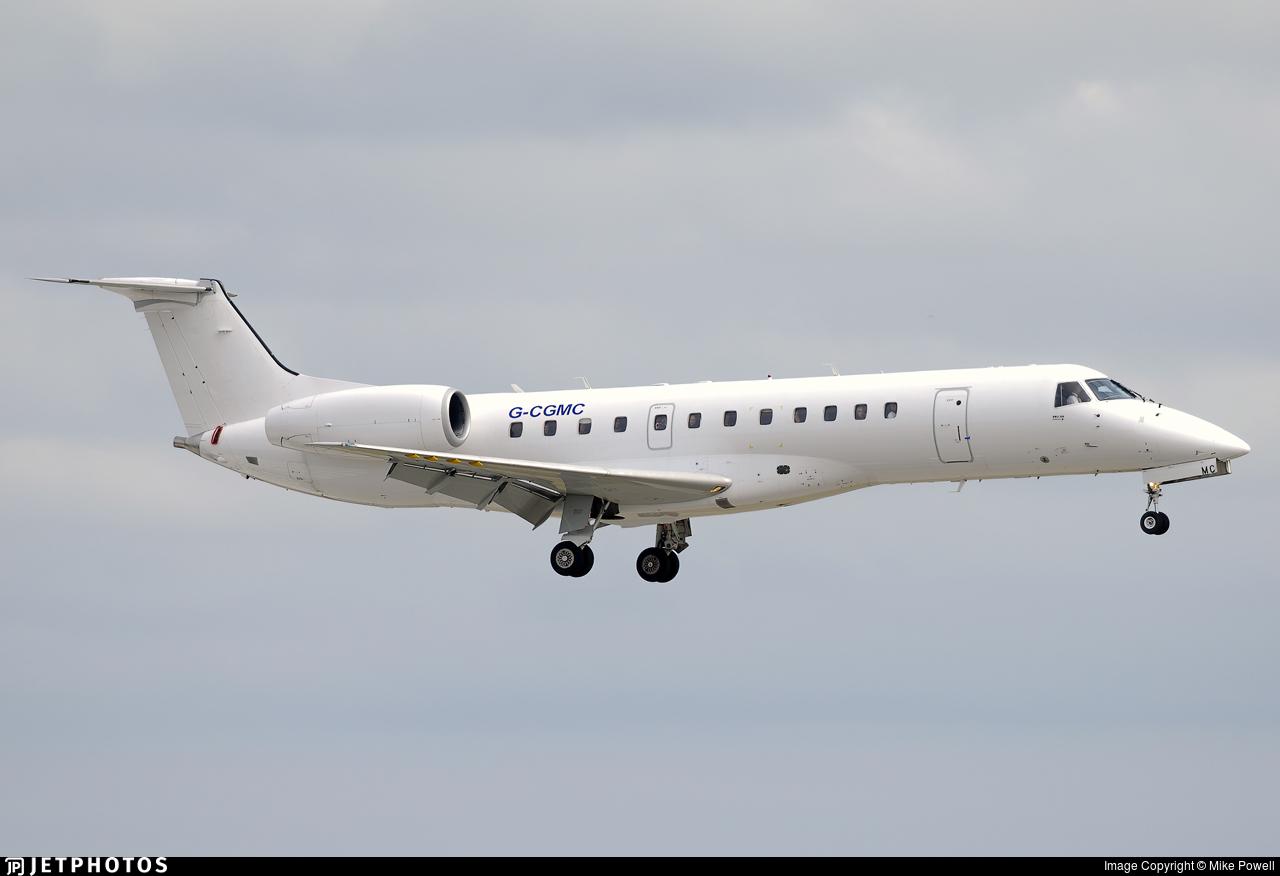 G-CGMC - Embraer ERJ-135ER - Eastern Airways