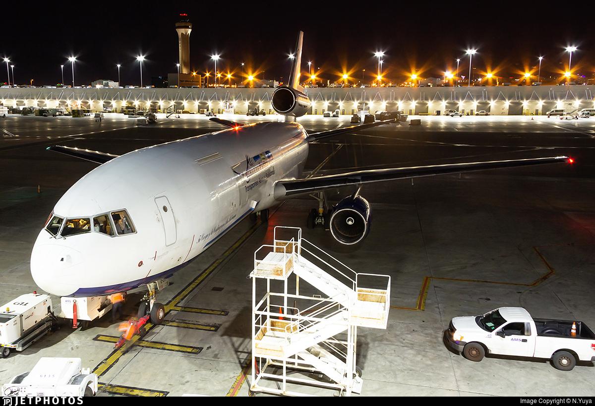 CP-2791 - McDonnell Douglas MD-10-30(F) - TAB - Transportes Aéreos Bolivianos