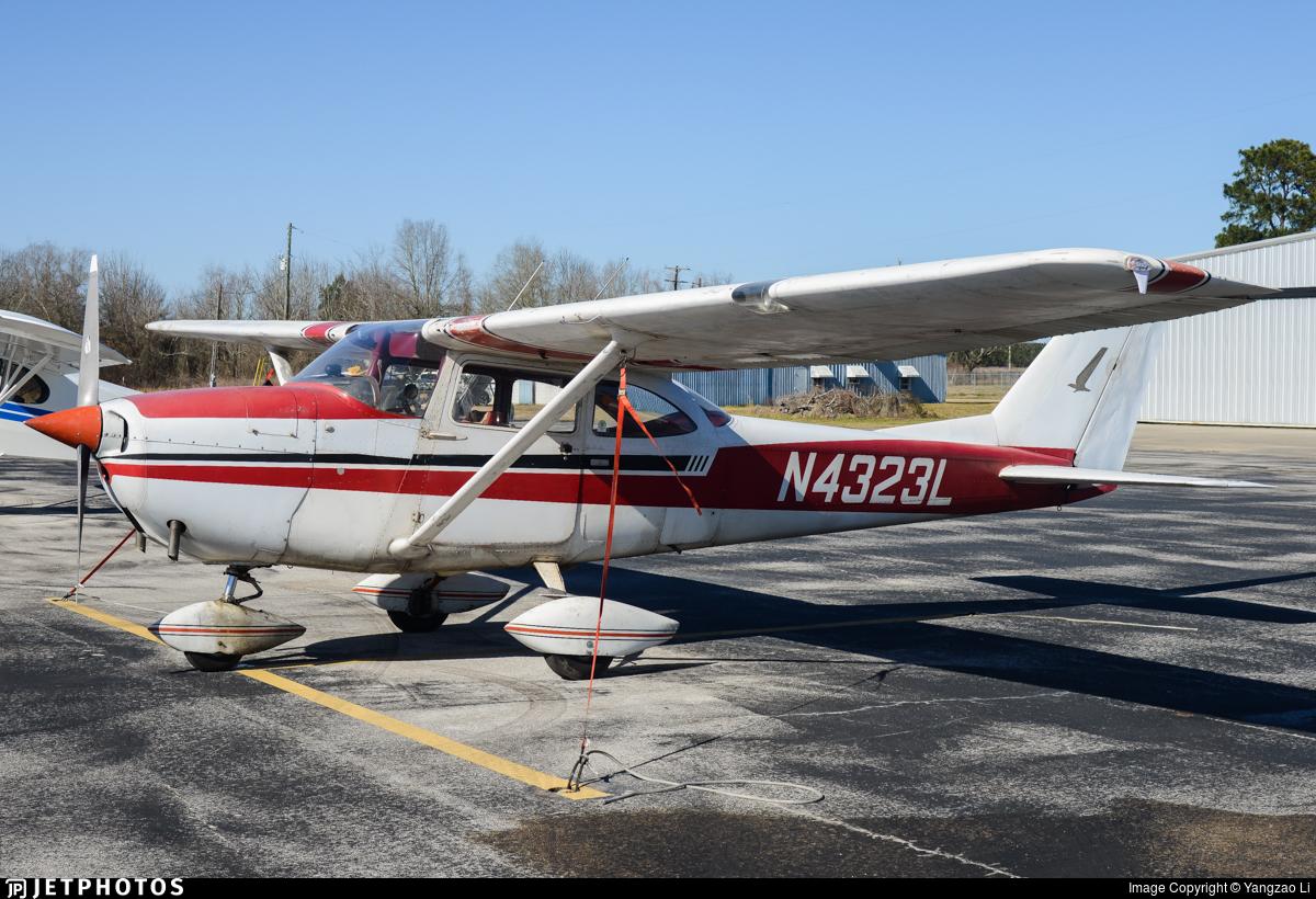 N4323L - Cessna 172G Skyhawk - Private