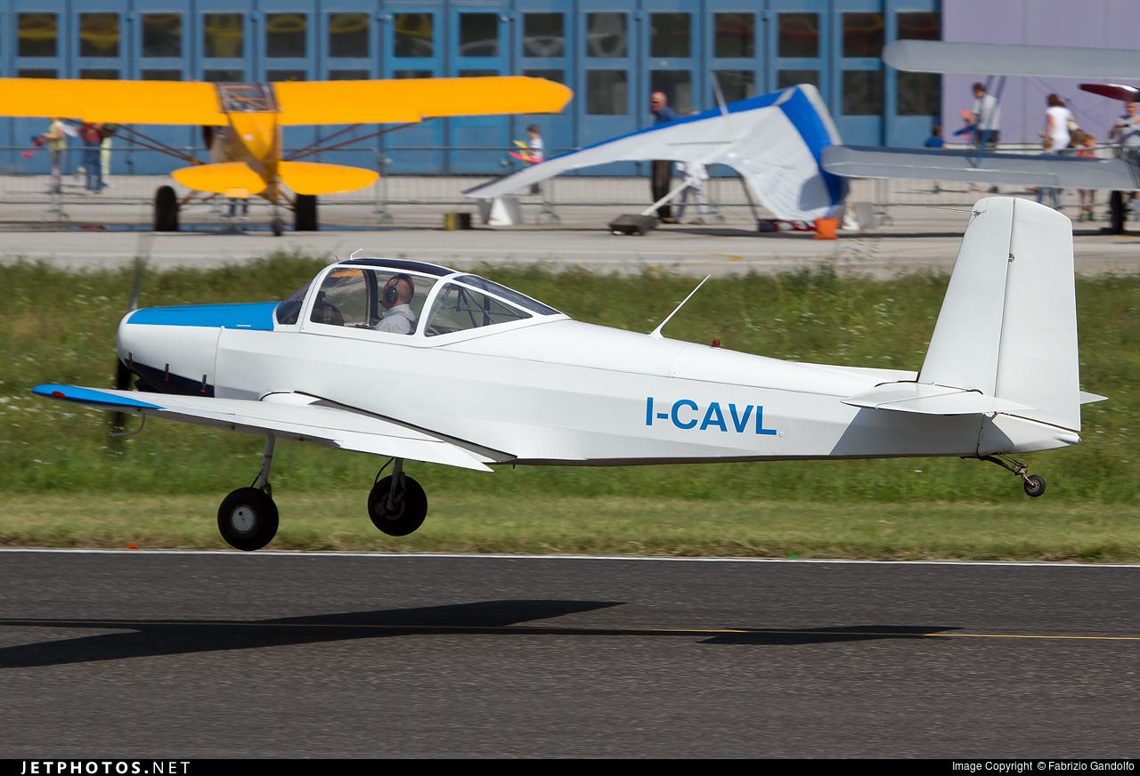 I-CAVL - Aviamilano P19 Scricciolo - Private