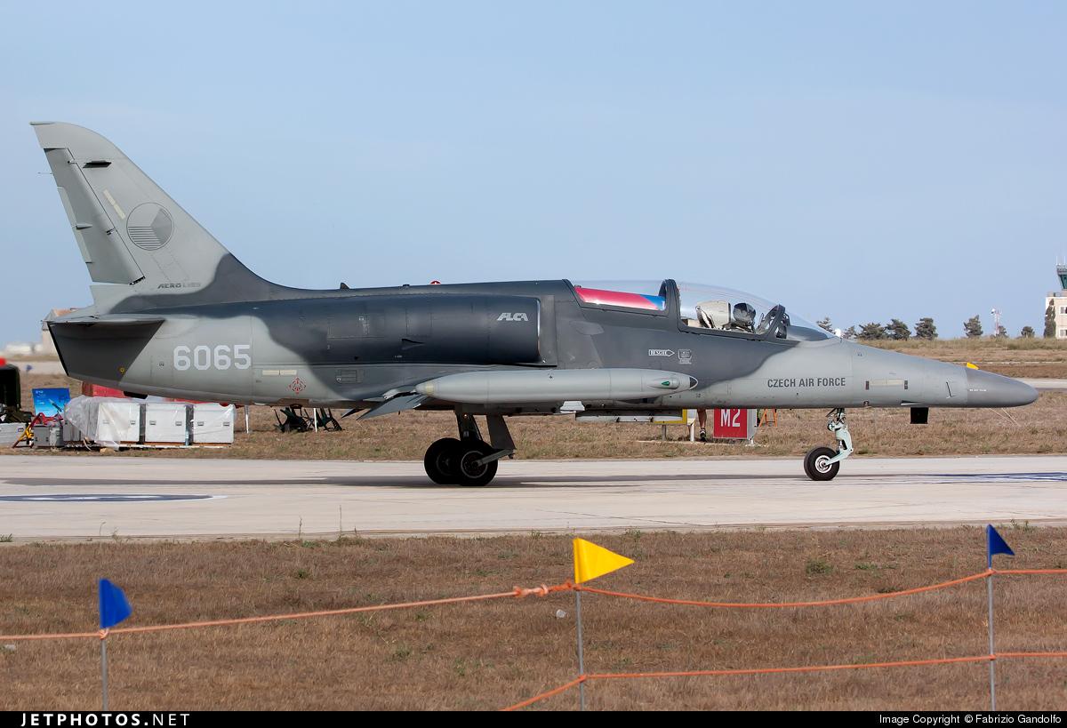 6065 - Aero L-159A Alca - Czech Republic - Air Force