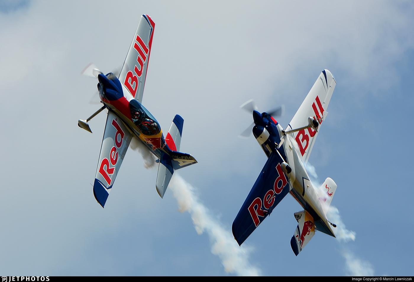 OK-FBA - XtremeAir XA-42 - The Flying Bulls Duo
