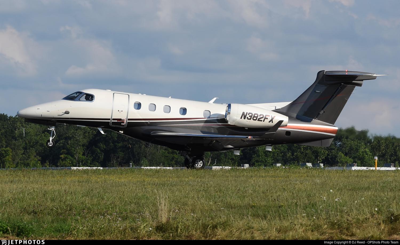 N382FX - Embraer 505 Phenom 300 - Flexjet
