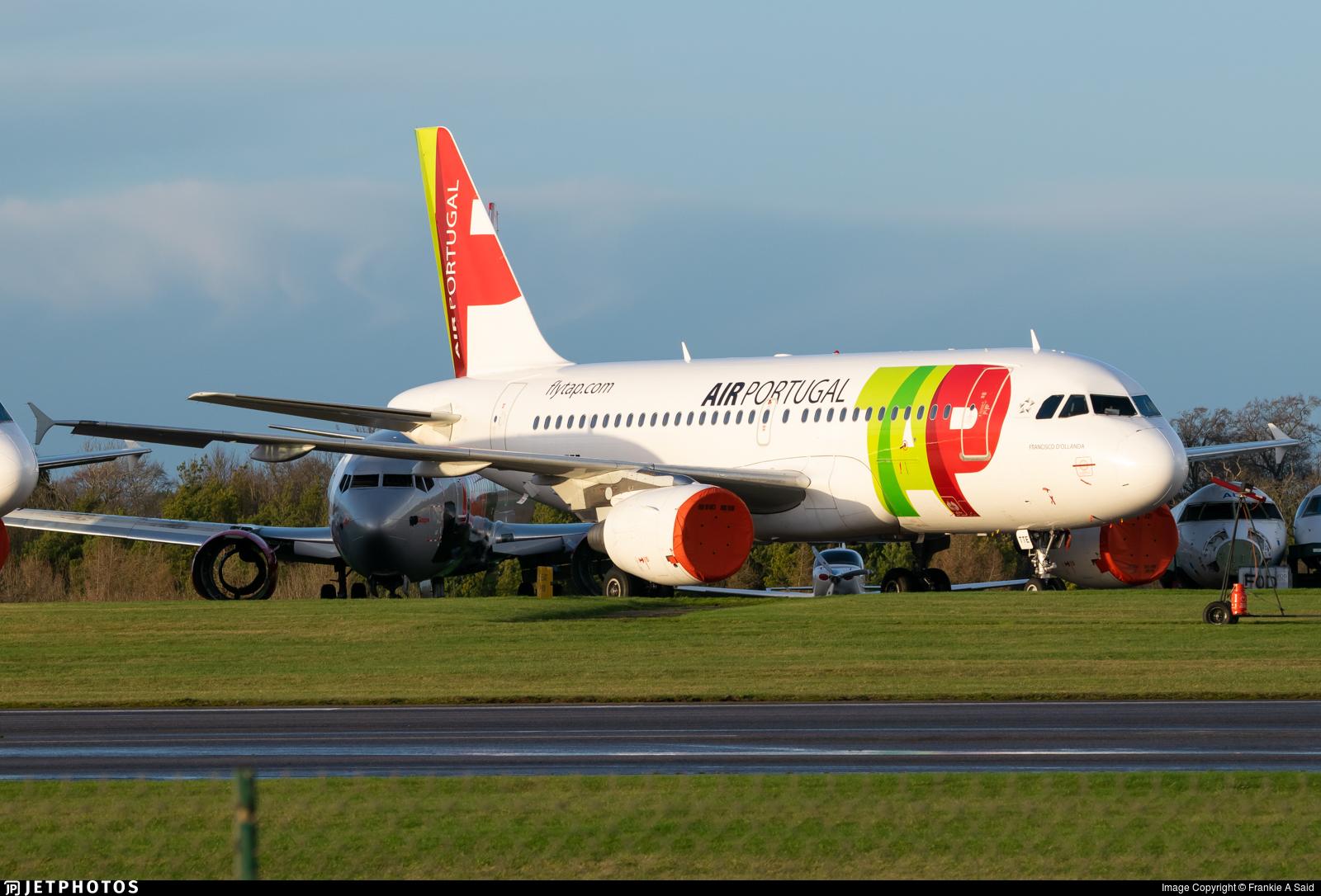 CS-TTE - Airbus A319-111 - TAP Air Portugal