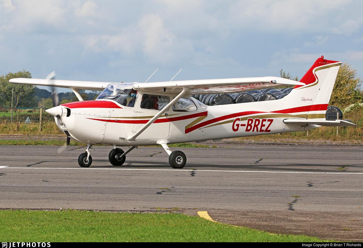 G-BREZ - Cessna 172M Skyhawk - Private
