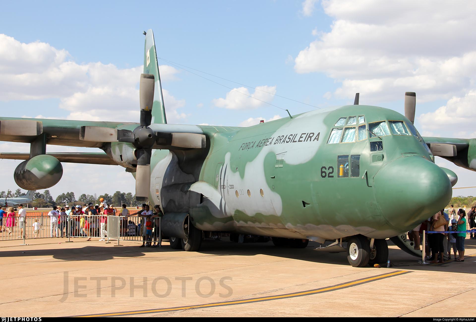 FAB2462 - Lockheed KC-130H Hercules - Brazil - Air Force