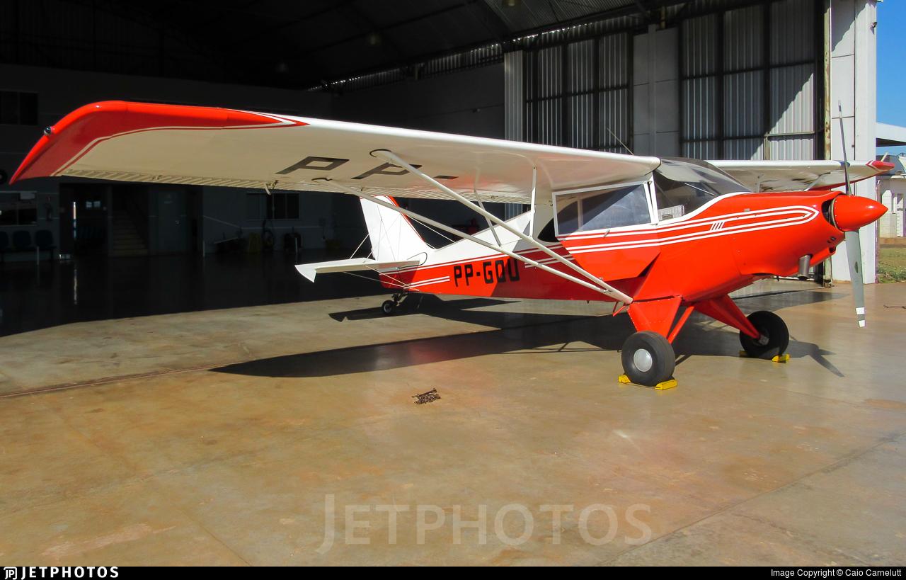 PP-GOU - Aero Boero AB115 - Aeroclube de Maringá